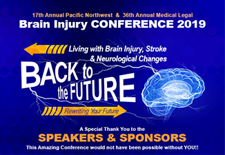 17th Pacific NW Brain Injury Conference 2019